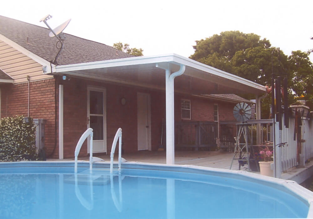 New Orleans Pool Enclosures Offers The Very Best In Patio Covers. Unlike  Other Companies, We Do Not Use Wood Framed Construction That Can Be  Extremely ...